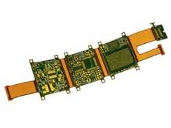 High Reliability Stretchable PCB