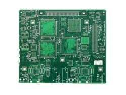 Immersion Rigid Silver PCB
