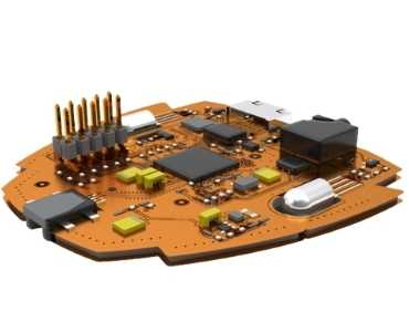 Integrated Solidworks PCB