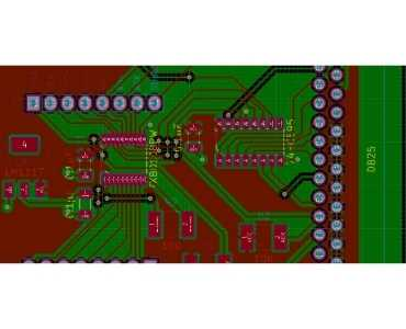 Kicad Design & Layout Assembly
