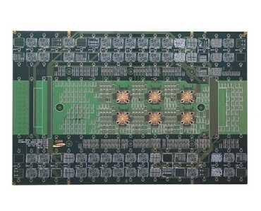 Load Board Countersink PCB