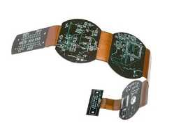Multilayer Stretchable PCB