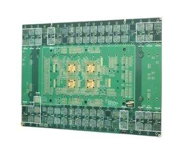 PCB Electronics Semiconductor Test Load Board
