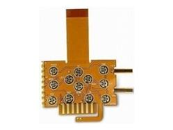 Polyimide Flexible Surface Mount PCB