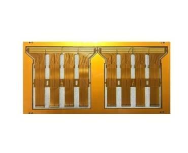 Polyimide Stiffener Immersion Gold Circuit Board Rigid Flex PCB
