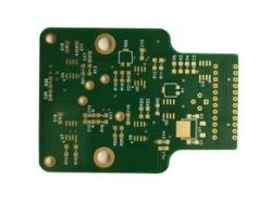 Prototype Multilayer Remote Control PCB