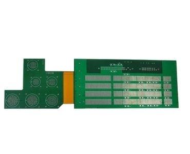 Rigid-Flex Microvia PCB
