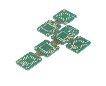 Rigid-Flex Mobile PCB