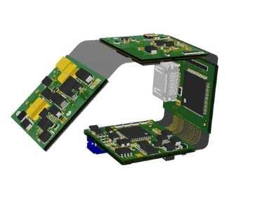 Rigid Solidworks PCB