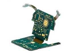 Rigid Stretchable PCB