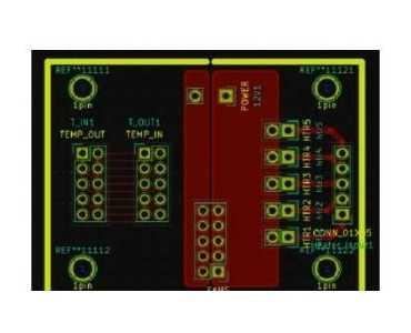Secondary IO Kicad PCBs