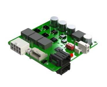 Solidworks 3D Model PCB
