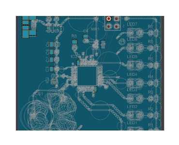 Solidworks Polygon PCB