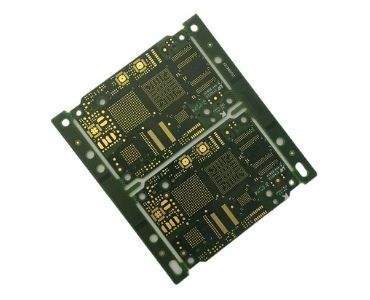 Stacked Microvia PCB