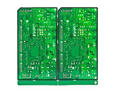 Solar Pocket Calculator PCB