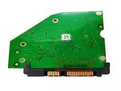 Hard Disk Computer PCB