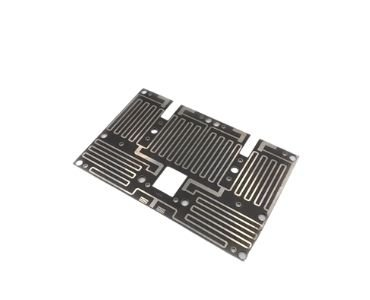 Immersion Silver FR2 PCB