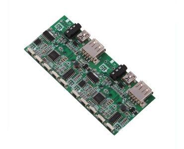 Micro USB Hub PCB