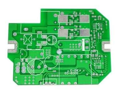 Single-sided FR2 PCB